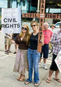 Are Civil Rights for Gays Morally and Legally Right?