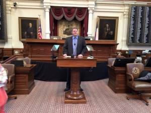 The Privilege of Prayer – My Invocation Before the Texas House of Representatives