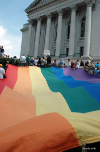Pro-Marriage Equality March