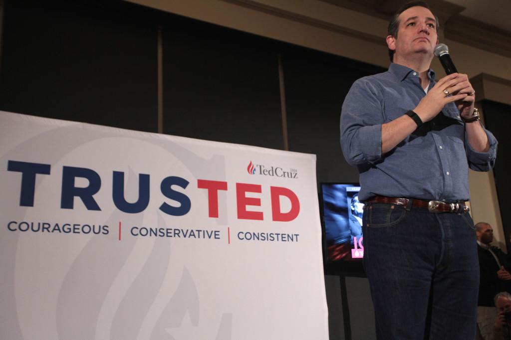 Ted Cruz - Image by Gage Skidmore